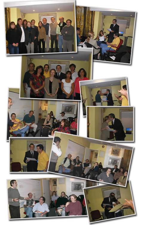 Cursos de Hipnosis y Sofroloogia en Argentina